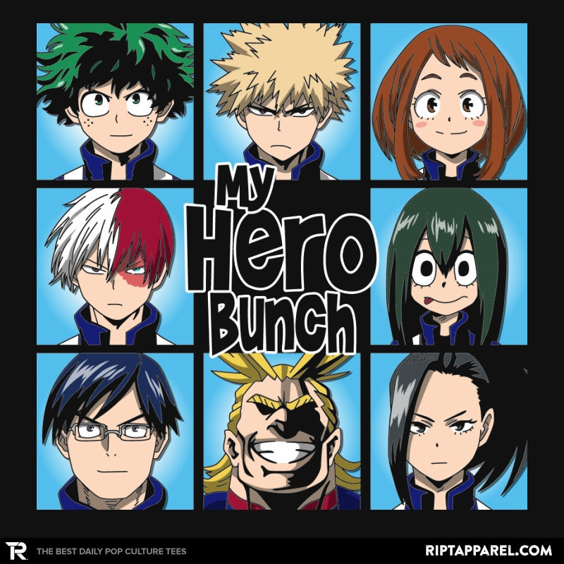My Hero Bunch - Collection Image - RIPT Apparel