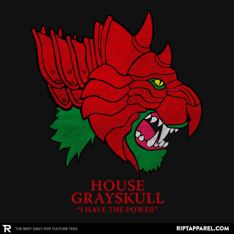 House of Grayskull - Collection Image - RIPT Apparel