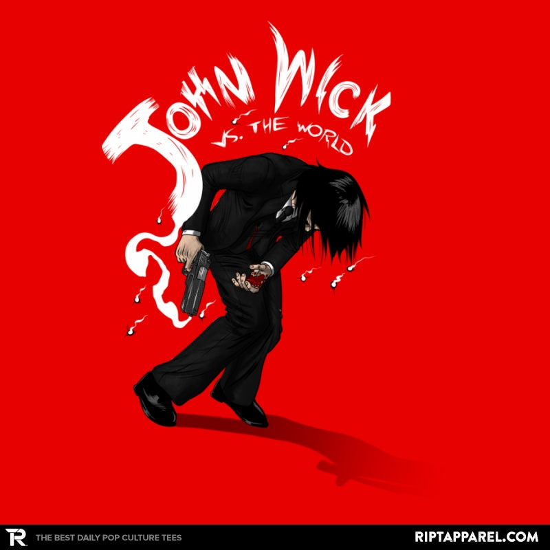 Mr. Wick vs the World - Collection Image - RIPT Apparel