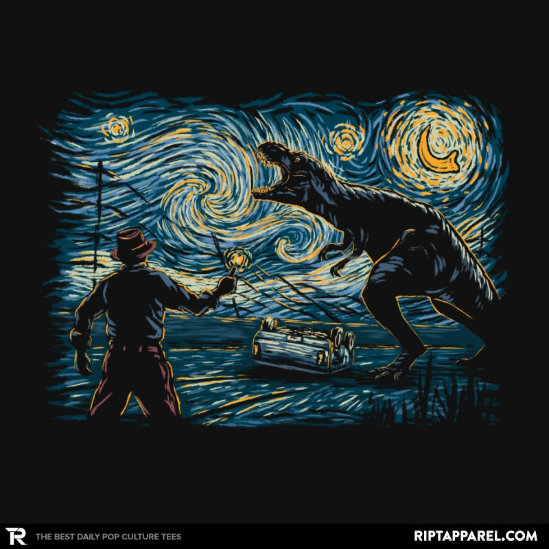 Jurassic Night - Collection Image - RIPT Apparel