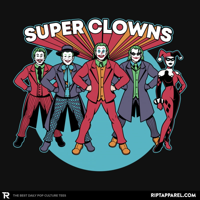 Super Clowns - Collection Image - RIPT Apparel