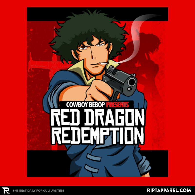 Red Dragon Redemption - RIPT Apparel