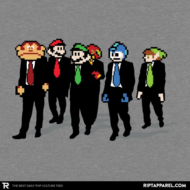 Reservoir Pixels - Collection Image - RIPT Apparel