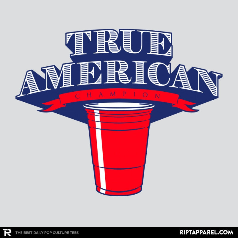 True American Champion - Star-Spangled - Collection Image - RIPT Apparel