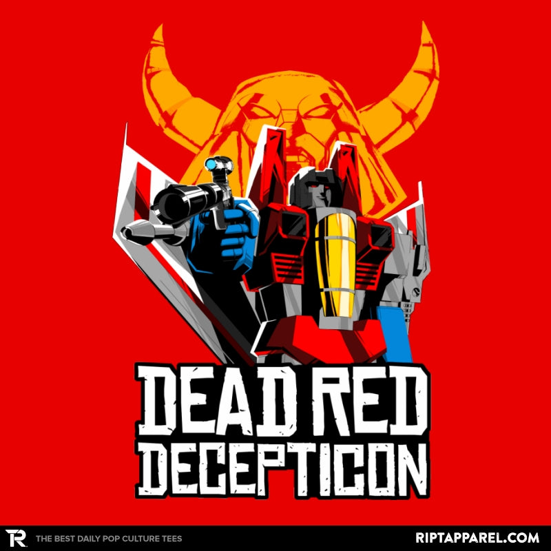 Dead Red Deception - Collection Image - RIPT Apparel