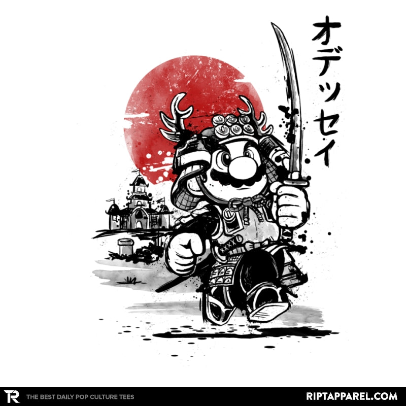 Samurai Odyssey - Collection Image - RIPT Apparel