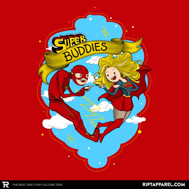 Super Buddies - Collection Image - RIPT Apparel