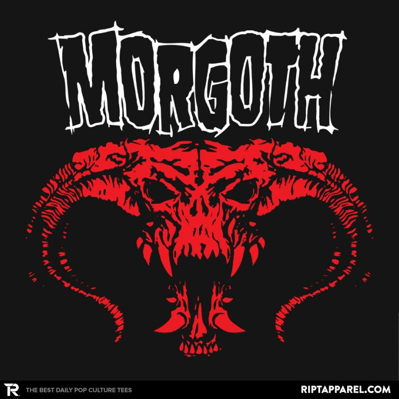Morgoth - Heavy Metal Machine - Collection Image - RIPT Apparel