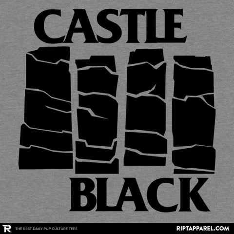 Castle Black Flag