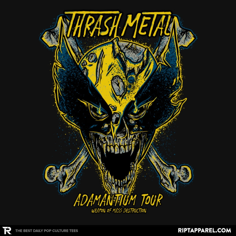 Thrash Metal - Collection Image - RIPT Apparel