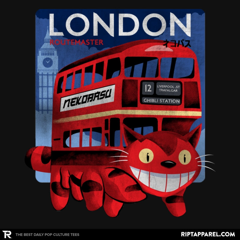 London Nekobasu - Collection Image - RIPT Apparel