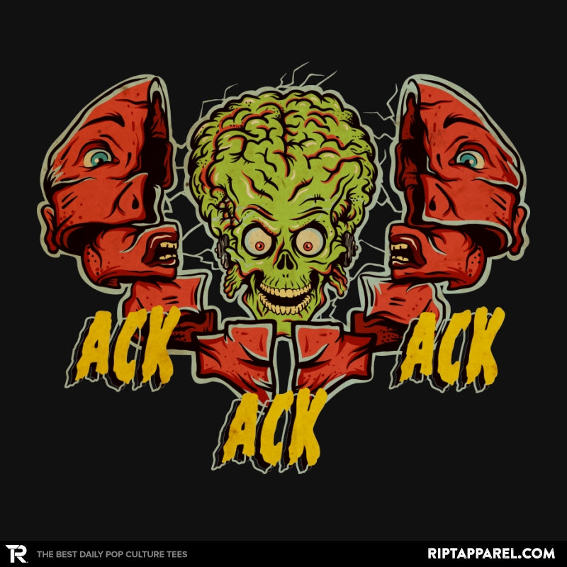Total Ack Ack Ack - Collection Image - RIPT Apparel