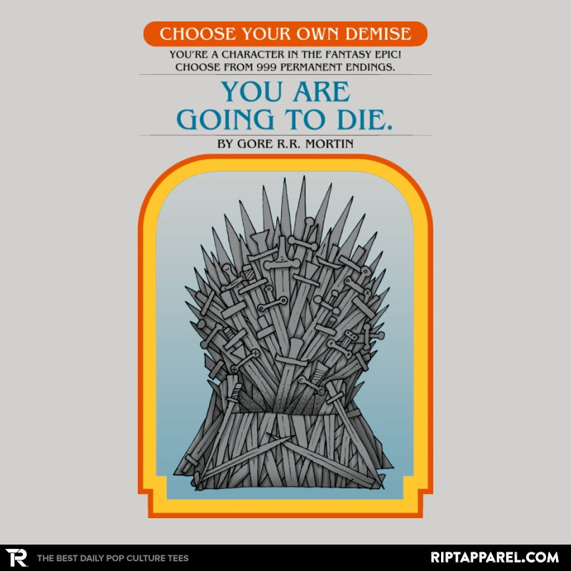 Game of Choices - Collection Image - RIPT Apparel