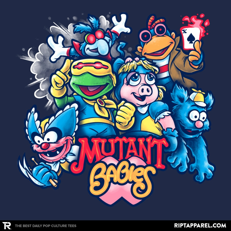 Mutant Babies - Best Seller - Collection Image - RIPT Apparel