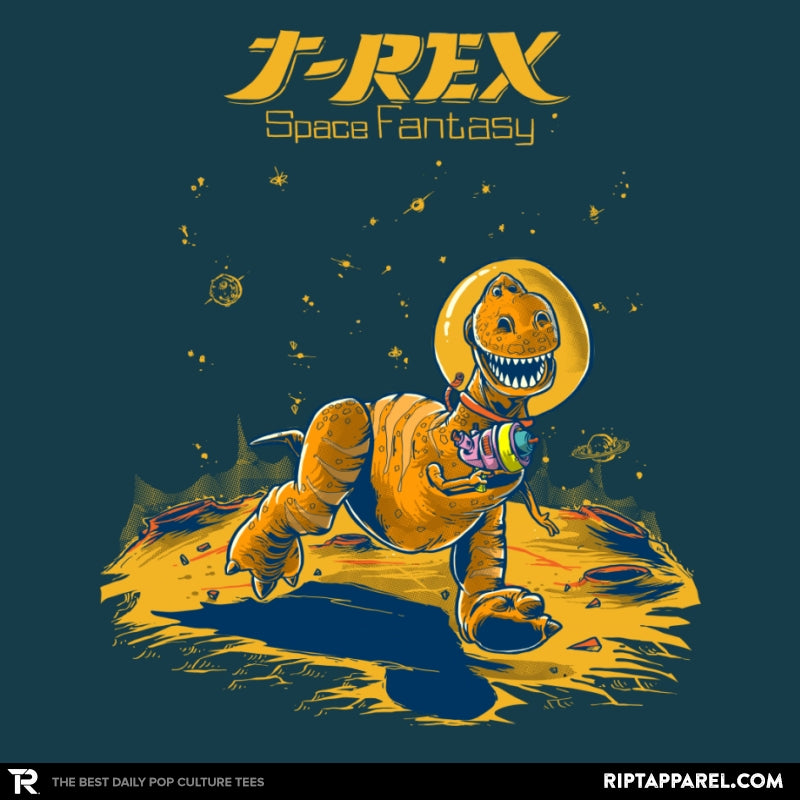 Rex Space Fantasy - Collection Image - RIPT Apparel