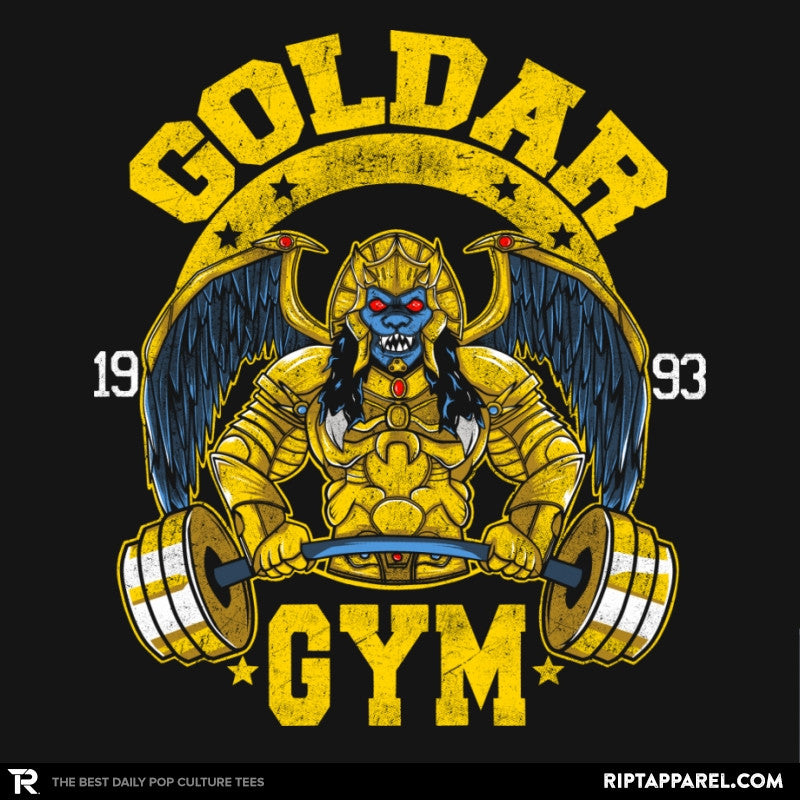 Goldar Gym - Collection Image - RIPT Apparel
