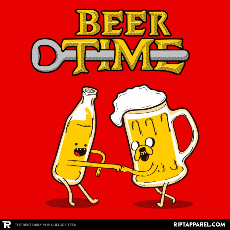 It's Beer Time - Collection Image - RIPT Apparel