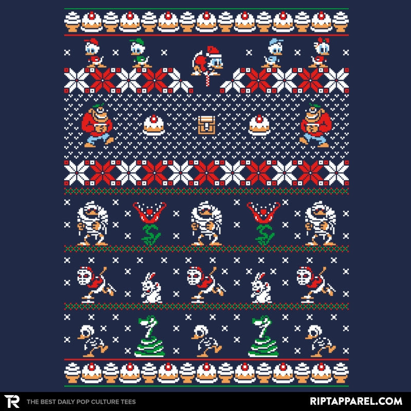 Merry Christmas Uncle Scrooge - Collection Image - RIPT Apparel
