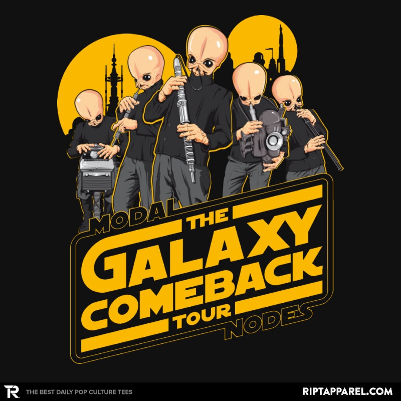 GALAXY COMEBACK TOUR - Collection Image - RIPT Apparel