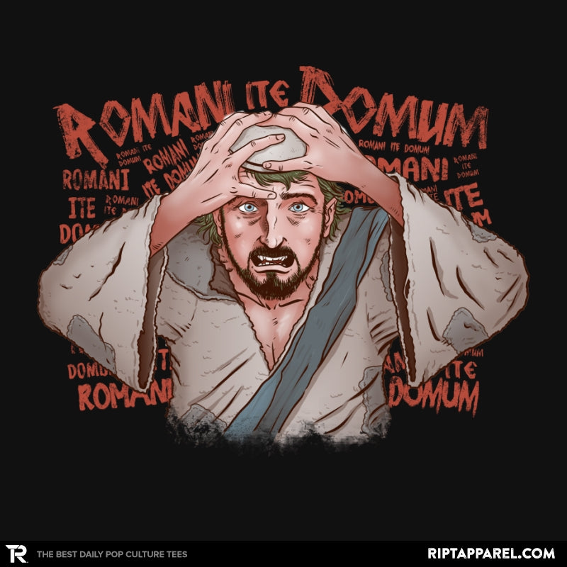 The Romani Joke - RIPT Apparel