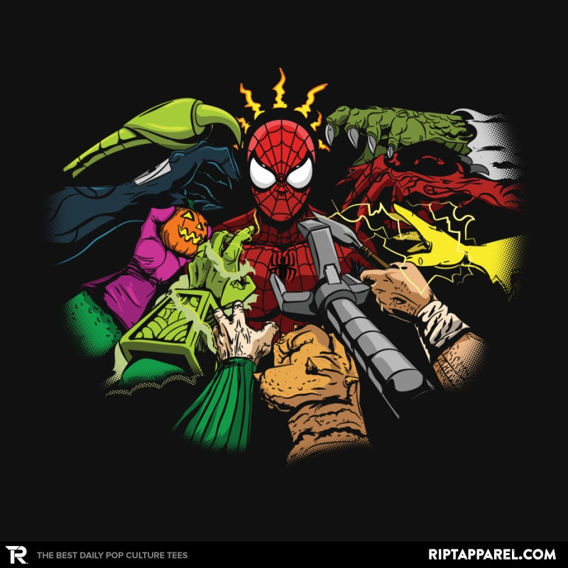 Spider-Yaga - Anytime - Collection Image - RIPT Apparel