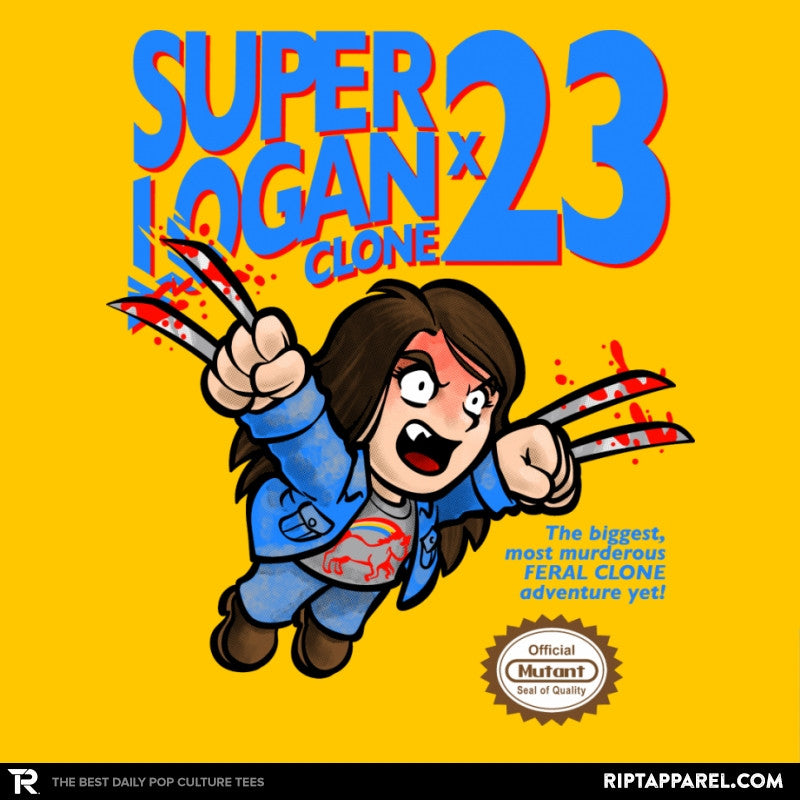 Super Logan Clone 23 Exclusive - RIPT Apparel