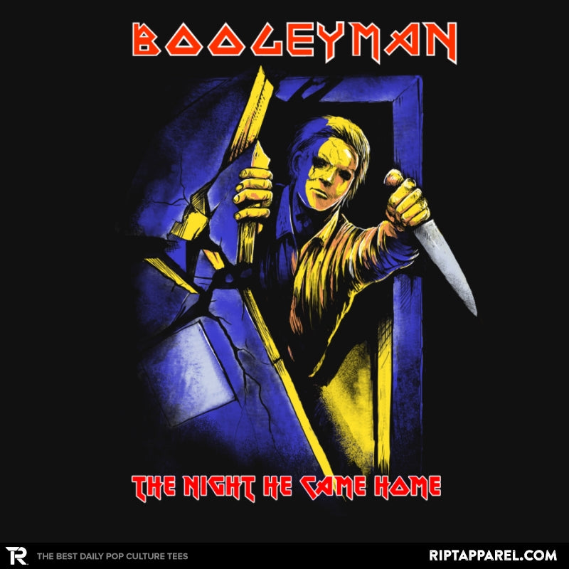 BOOGEYMAN - Collection Image - RIPT Apparel