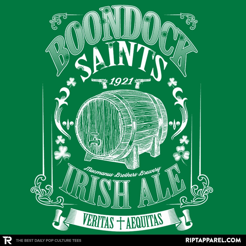 Boondocks Ale - RIPT Apparel