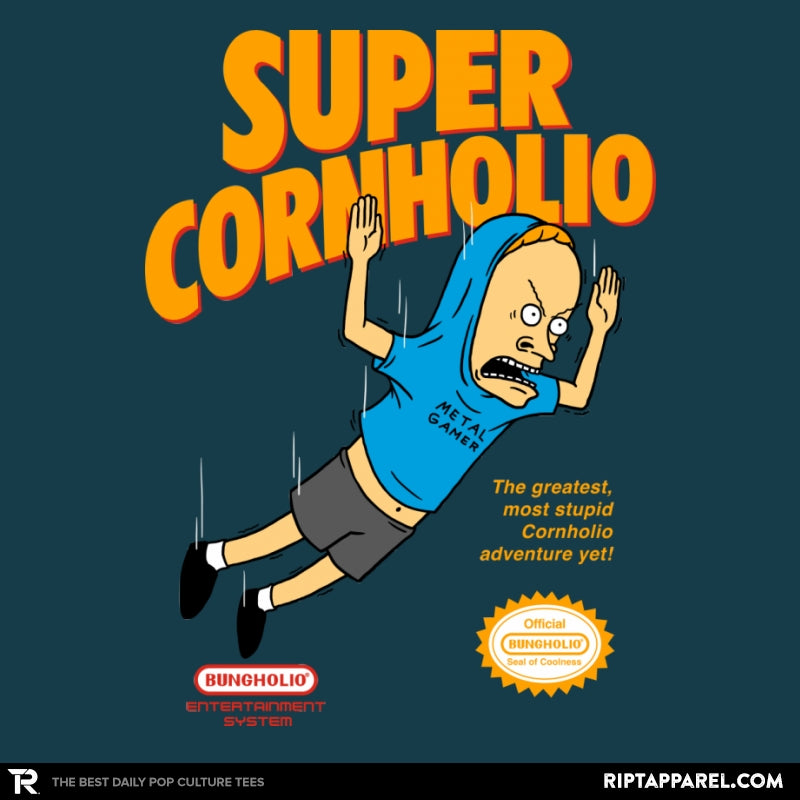 Super Cornholio - Collection Image - RIPT Apparel