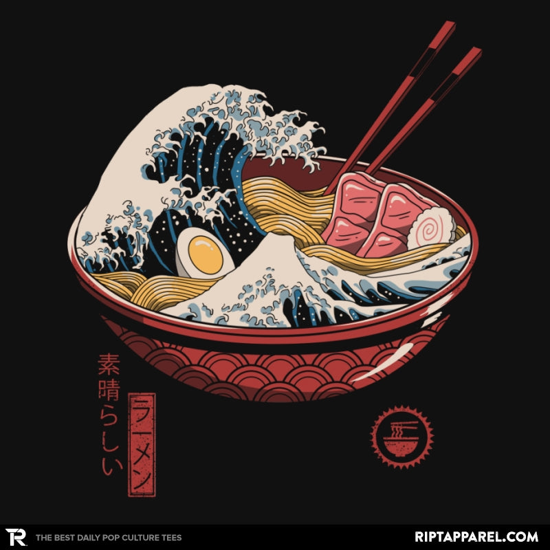 Great Ramen Wave - Collection Image - RIPT Apparel