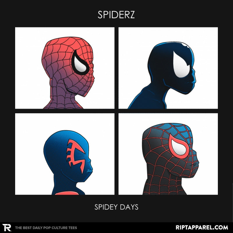 Spidey Dayz Exclusive - Collection Image - RIPT Apparel
