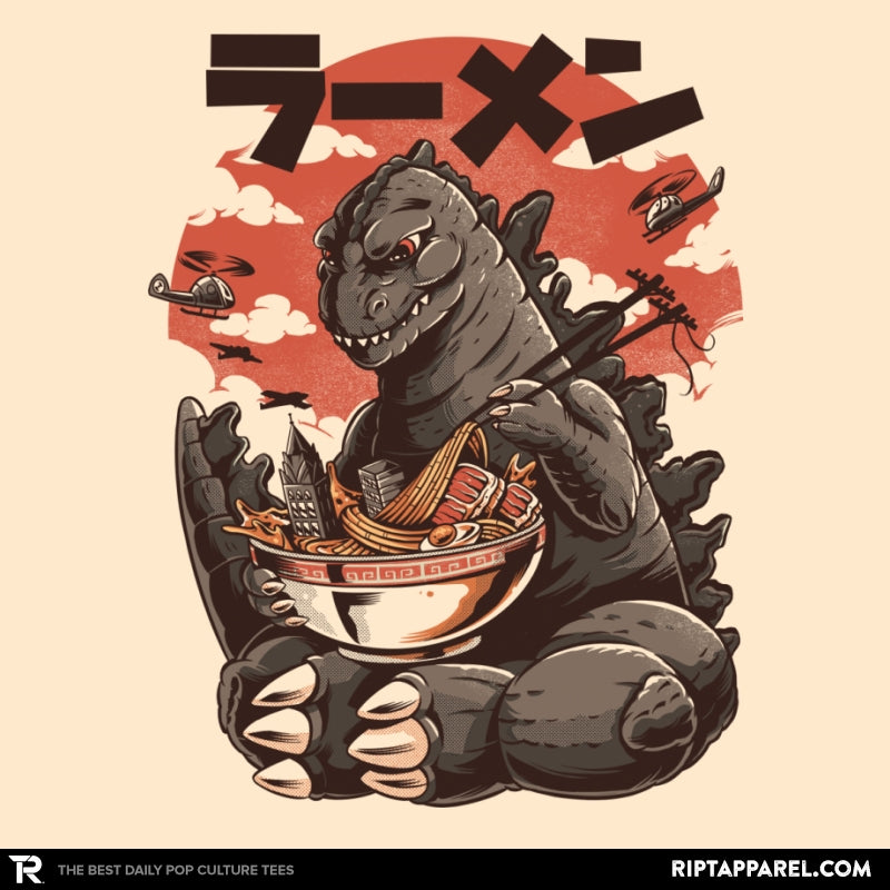 Kaiju's Ramen - Collection Image - RIPT Apparel
