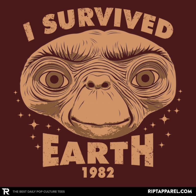 I Survived Earth - Collection Image - RIPT Apparel