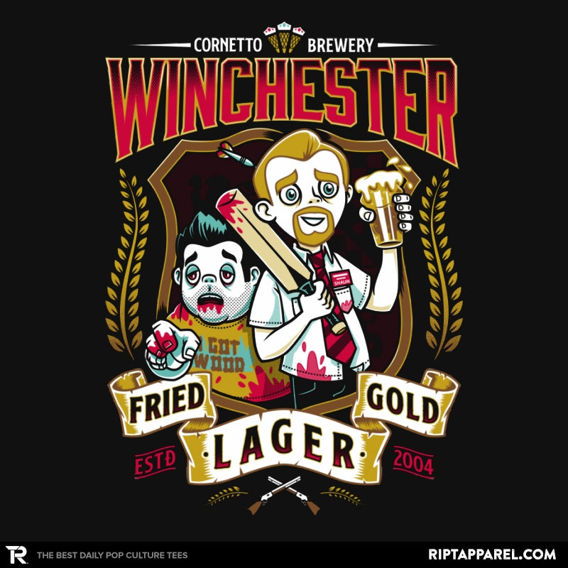Fried Gold Lager - Collection Image - RIPT Apparel