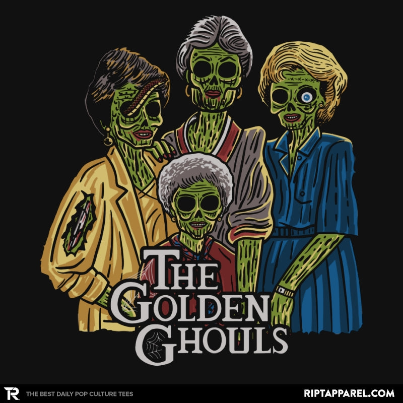 The Golden Ghouls - RIPT Apparel