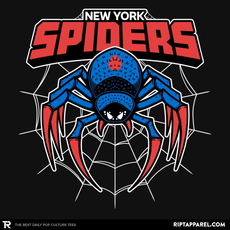 NY Spiders - Collection Image - RIPT Apparel