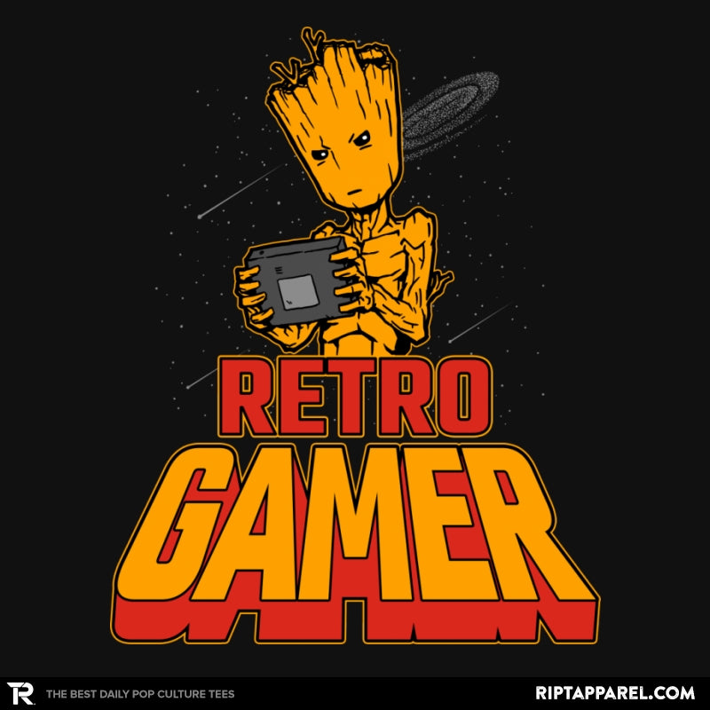 I am Retro Gamer - RIPT Apparel