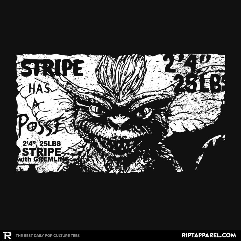 Stripe Has a Posse - Collection Image - RIPT Apparel