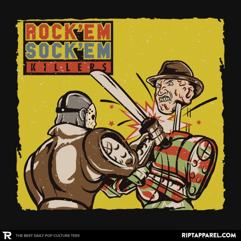 Rock'em Sock'em Killers - Collection Image - RIPT Apparel
