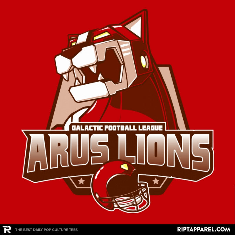 Arus Lions - 80s Blaarg - Collection Image - RIPT Apparel