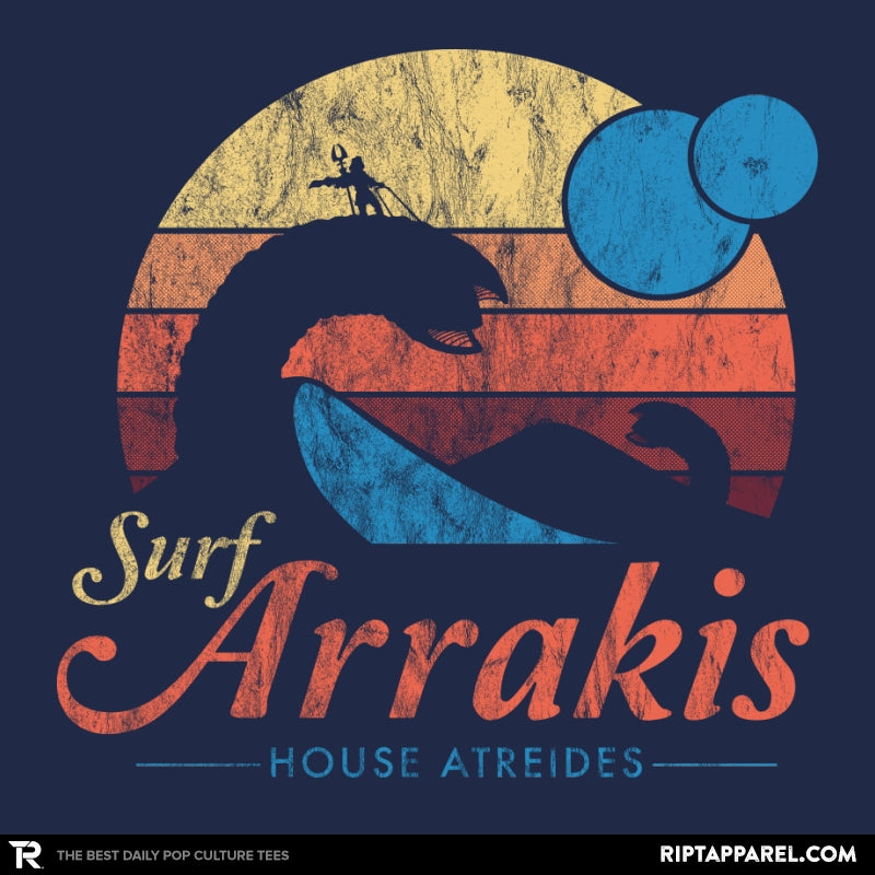 Surf Arrakis - RIPT Apparel