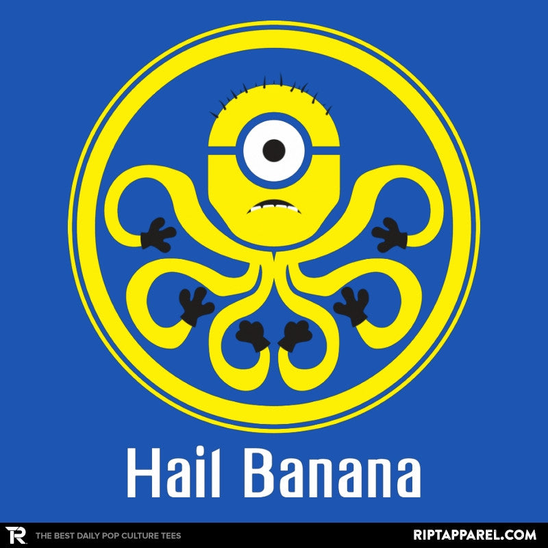HAIL BANANA - Despicable Tees - Collection Image - RIPT Apparel