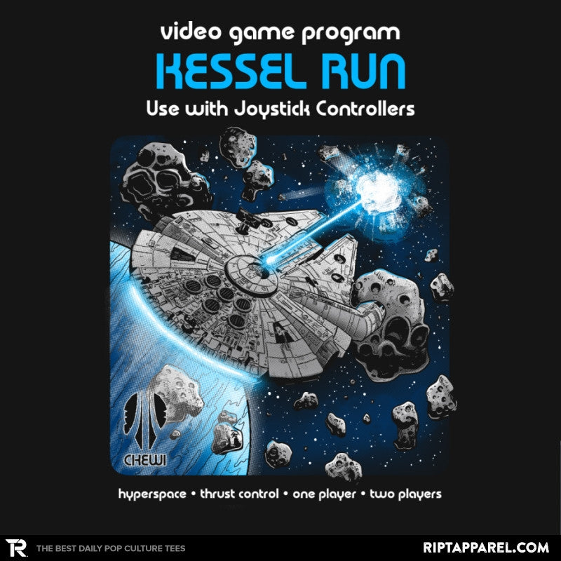 Kessel Run Video Game Exclusive - Collection Image - RIPT Apparel