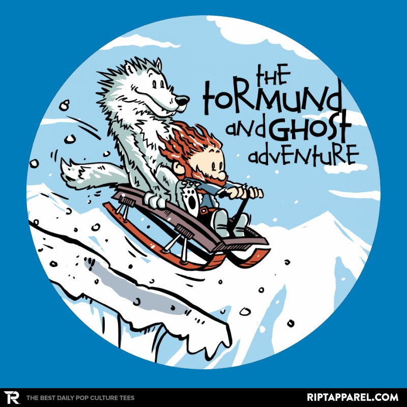 The Tormund and Ghost Adventure - RIPT Apparel