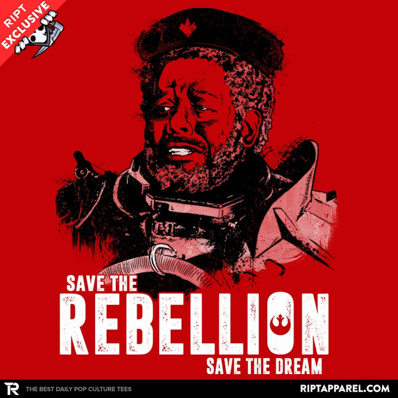 Save The Rebellion Exclusive - Collection Image - RIPT Apparel