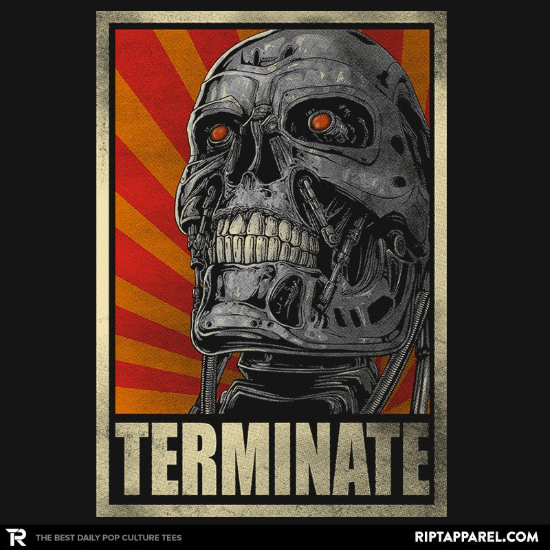 TERMINATE! - Collection Image - RIPT Apparel