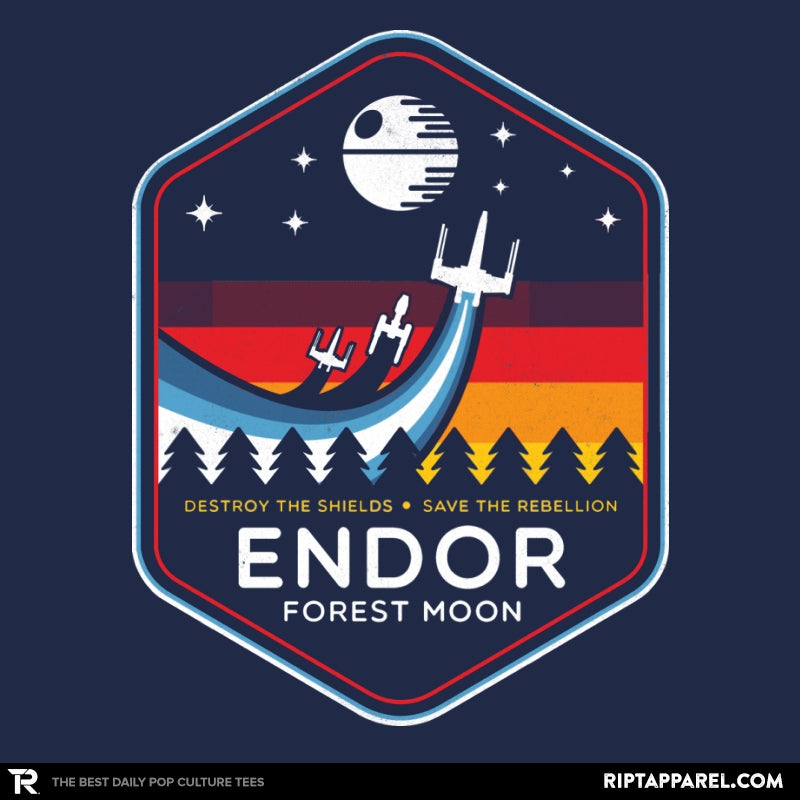 Battle of Endor - Collection Image - RIPT Apparel