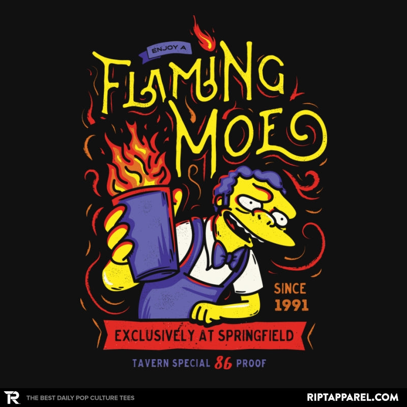Flaming Moe - Collection Image - RIPT Apparel