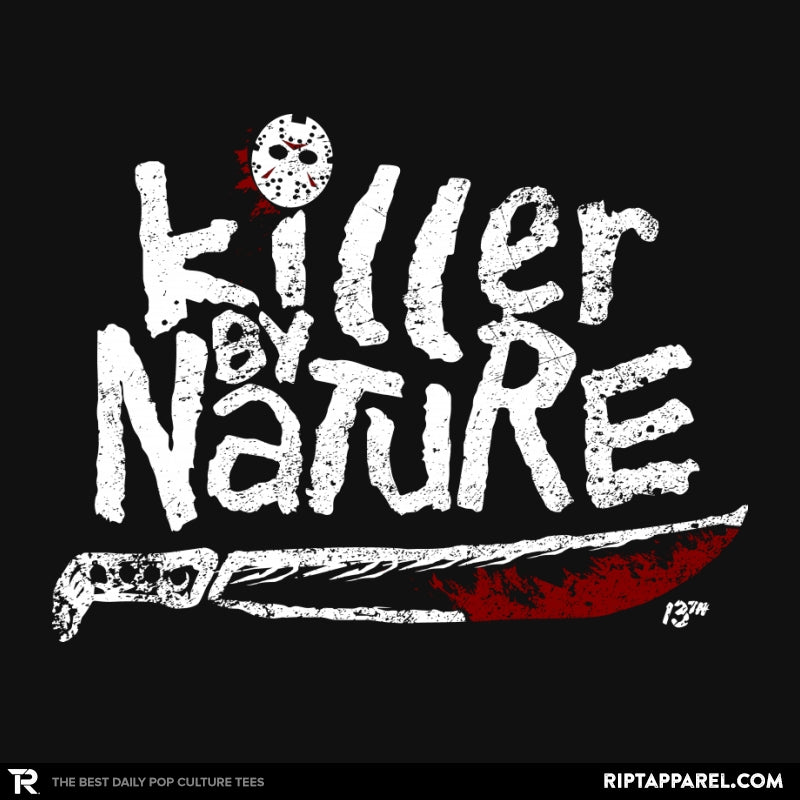KILLER BY NATURE 13th - RIPT Apparel