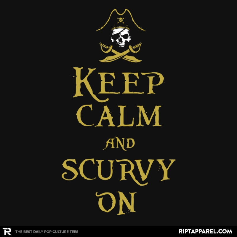 Scurvy On - Collection Image - RIPT Apparel